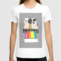 polaroid T-shirts featuring Polaroid by daniel davidson