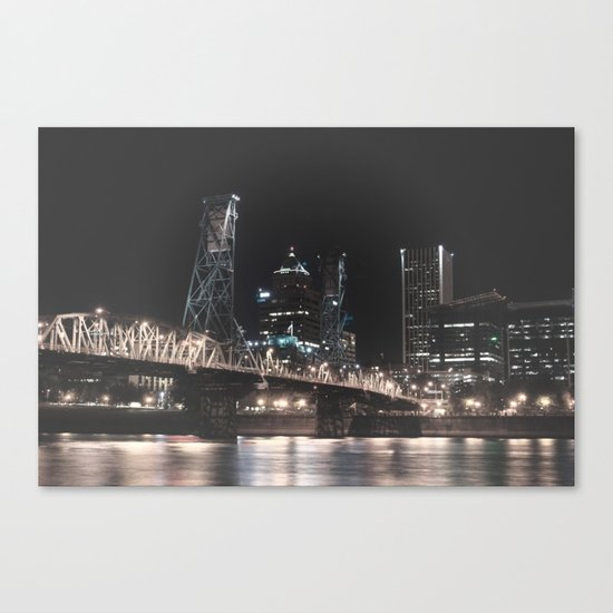 i was dreaming Canvas Print