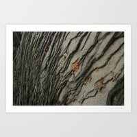 geology Art Prints featuring Geology. by PJW Photography