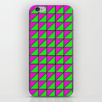 80s iPhone & iPod Skins featuring 80s baby by Kyle McDonald