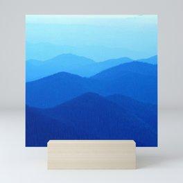 Hunter Mountain Spring Mini Art Print