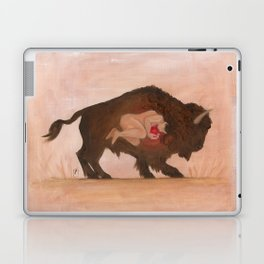 Heart of the Buffalo Laptop & iPad Skin