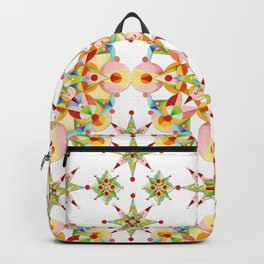 Sparkly Carousel Confetti Backpack