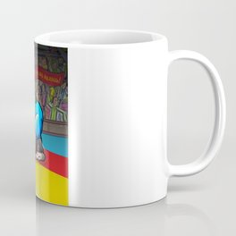 Olympic Wrestling Gorillas Coffee Mug