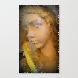 Summer Of Love: Pieta Canvas Print