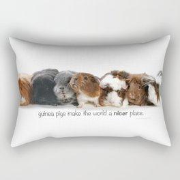 the Madness. Rectangular Pillow
