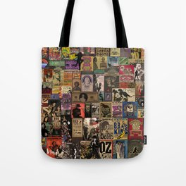 Rock n' roll stories II Tote Bag