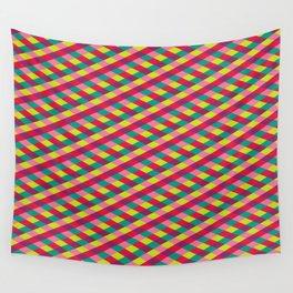 retro pattern  Wall Tapestry