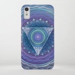 Ajna Third Eye Chakra iPhone Case