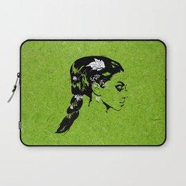 Lady of the Vine Laptop Sleeve