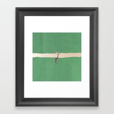 Unhold Framed Art Print