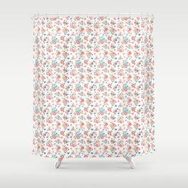 Spring Impromptu pattern 2 Shower Curtain