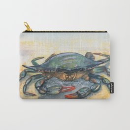 Chesapeake Blue Crab Carry-All Pouch