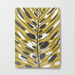 Floral art VIII Metal Print