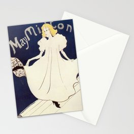 Vintage poster - May Milton Stationery Cards
