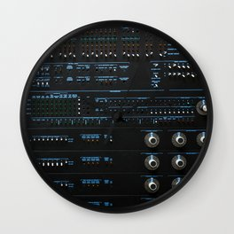 Sperry Univac 1100 Series Control Panel Wall Clock