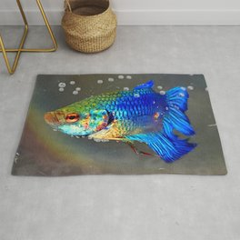 Betta Fish Rug