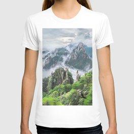 Yellow Mountains T-shirt