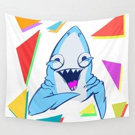Funny SHARK Wall Tapestry