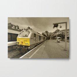 Marylebone 67  Metal Print