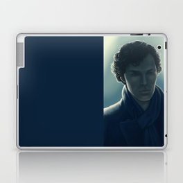 You look sad when you think he can't see you Laptop & iPad Skin