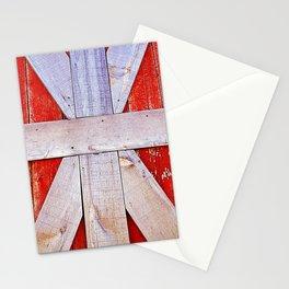 'BARN GRID' Stationery Cards