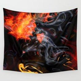 Smokin' Hot Wall Tapestry