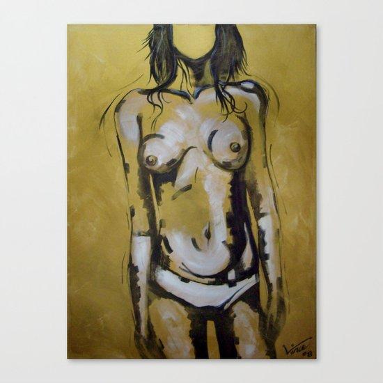 oro tribe Canvas Print