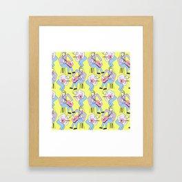 Uku Time Framed Art Print