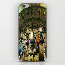 Turkish Lanterns! iPhone Skin