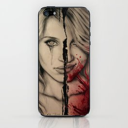 lucy's dead iPhone Skin