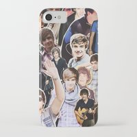 liam payne iPhone & iPod Cases featuring Liam Payne - Collage by Pepe the frog
