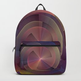 Wheel of Happiness Backpack