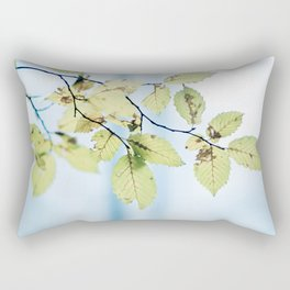 bight summer laves Rectangular Pillow