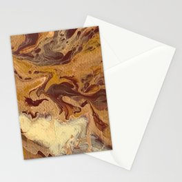 Mohave sunset Stationery Cards