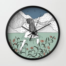 You'll Know When You Get There Wall Clock