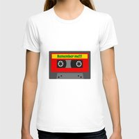80s T-shirts featuring 80s by Cassino Woodes