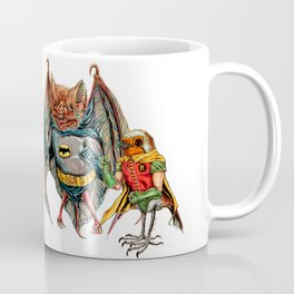 rat bird Coffee Mug