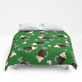Irish Coffees Comforters