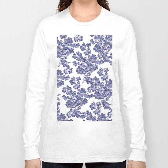 Floral pattern 14 Long Sleeve T-shirt