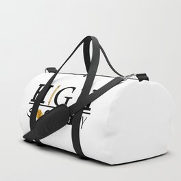 High Society Logo2 Duffle Bag