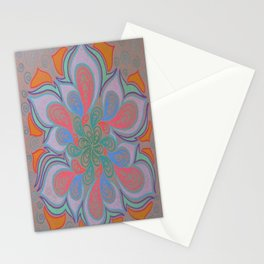 Drops and Petals 3 Stationery Cards