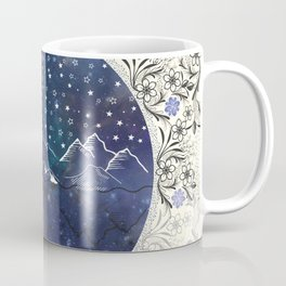 Beautiful starry night Coffee Mug