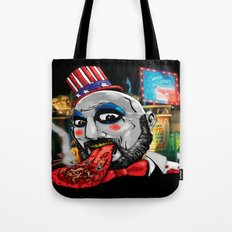 Killer Circus Tote Bag