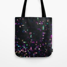 Saturated Space Tote Bag