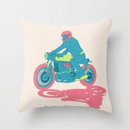 hmc Throw Pillow