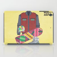 mcfly iPad Cases featuring Must Happen 2015 V2 by Sitchko Igor