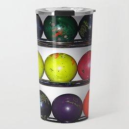 Bowling Travel Mug