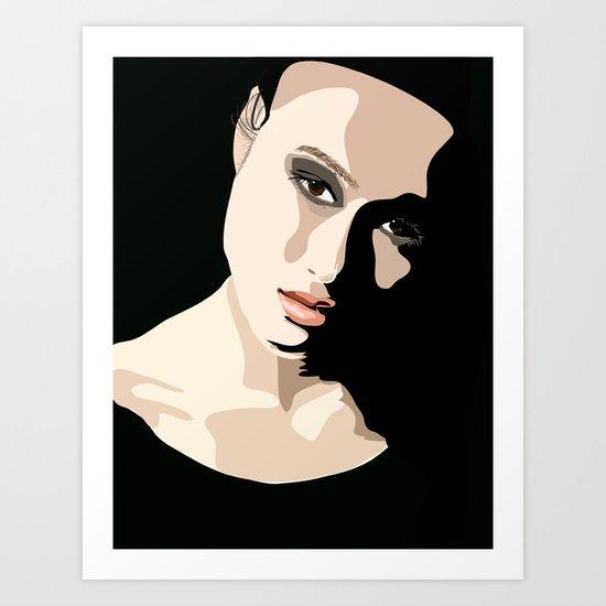 Eye Catcher Art Print