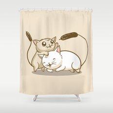 CatTails! Shower Curtain